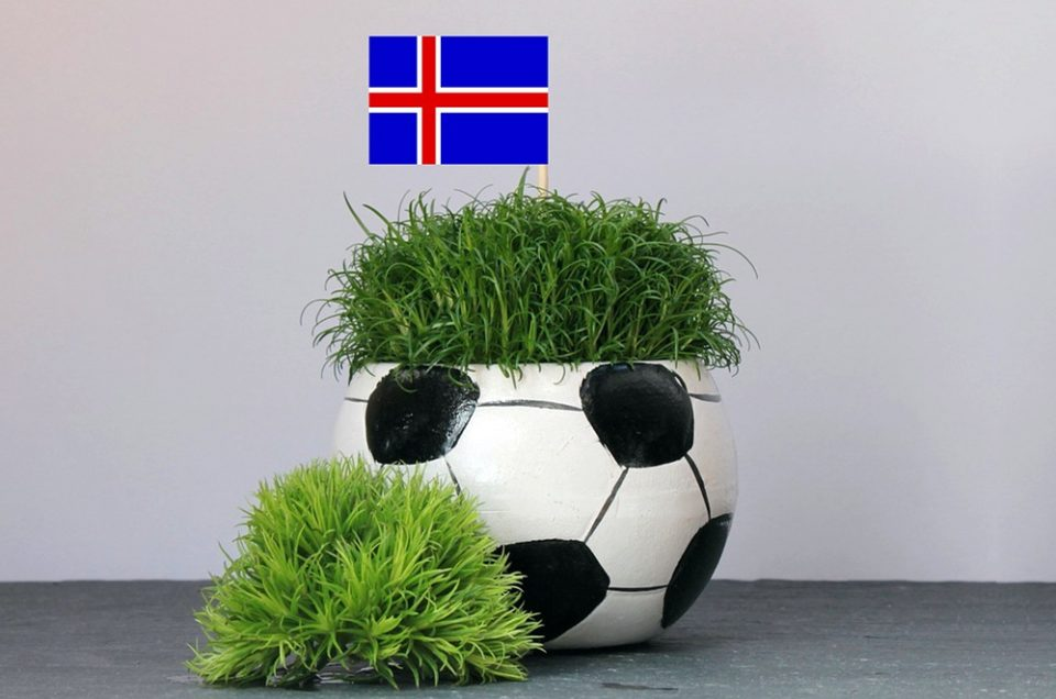冰岛男足创造奇迹